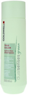Goldwell Dualsenses Green True Color sampon festett hajra