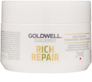 Goldwell Dualsenses Rich Repair maschera per capelli rovinati e secchi