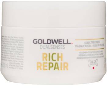 Goldwell Dualsenses Rich Repair masque pour cheveux secs et abîmés
