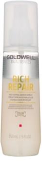 Goldwell Dualsenses Rich Repair leöblítést nem igénylő szérum spray formában a károsult hajra