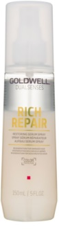 Goldwell Dualsenses Rich Repair sérum em spray sem enxaguar para cabelo danificado