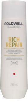 Goldwell Dualsenses Rich Repair obnovitveni šampon za suhe in poškodovane lase