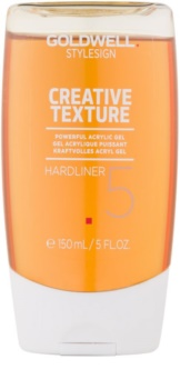 Goldwell StyleSign Creative Texture Showcaser 3 akrilni gel z ekstra močnim utrjevanjem
