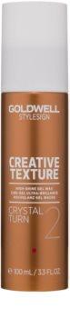 Goldwell StyleSign Creative Texture Showcaser 3 gelový vosk s vysokým leskem