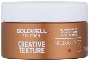 Goldwell StyleSign Creative Texture Showcaser 3 Modellierende Haarpaste für das Haar