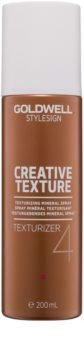 Goldwell StyleSign Creative Texture Texturizer 4 stiling mineralno pršilo za ustvarjanje teksture las