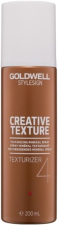 Goldwell StyleSign Creative Texture Texturizer 4 Styling Mineral Spray for Hair Texture