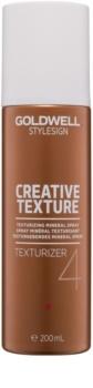 Goldwell StyleSign Creative Texture Texturizer 4 stylingový minerálny sprej pre vytvorenie textúry vlasov