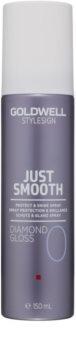Goldwell StyleSign Just Smooth ochranný sprej na lesk a hebkosť vlasov