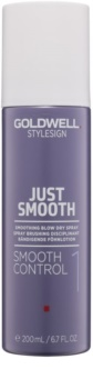 Goldwell StyleSign Just Smooth spray suavizante para el secado de cabello