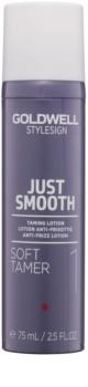 Goldwell StyleSign Just Smooth latte protettivo contro i capelli crespi