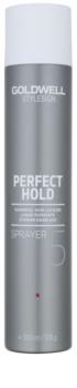 Goldwell StyleSign Perfect Hold extra silný lak na vlasy