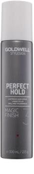 Goldwell StyleSign Perfect Hold laca de cabelo para brilho radiante