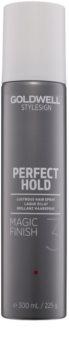 Goldwell StyleSign Perfect Hold lakier do włosów by dodać włosom olśniewającego blasku