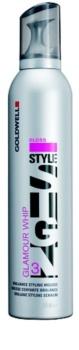 Goldwell StyleSign Gloss pěnové tužidlo střední zpevnění