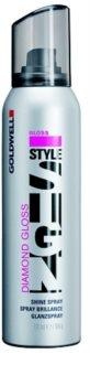 Goldwell StyleSign Gloss spray  a magas fényért