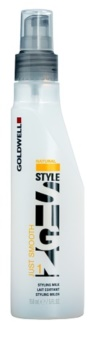 Goldwell StyleSign Natural Just Smooth Styling Milk For All Types Of Hair