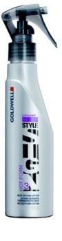 Goldwell StyleSign Straight spray stylizujący do włosów zniszczonych częstym suszeniem