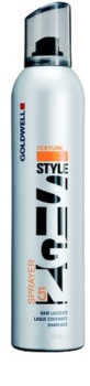 Goldwell StyleSign Texture hajlakk erős fixálás