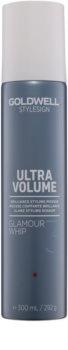 Goldwell StyleSign Ultra Volume mousse fixante pour donner du volume et de la brillance