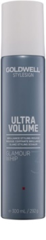 Goldwell StyleSign Ultra Volume αφρώδες σκληρυντικό μους για όγκο και λάμψη