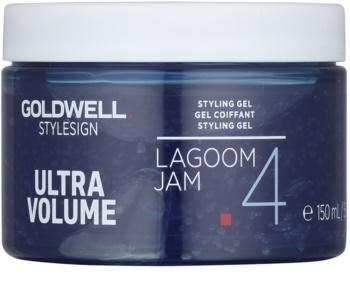 Goldwell StyleSign Ultra Volume стайлінговий гель для об'єму та фіксації