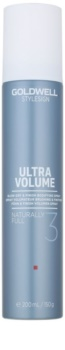 Goldwell StyleSign Ultra Volume objemový sprej na fénovanie a záverečnú úpravu vlasov
