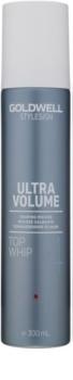 Goldwell StyleSign Ultra Volume espuma de moldeado para cabello