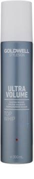 Goldwell StyleSign Ultra Volume моделююча пінка для волосся