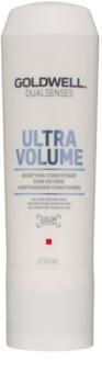 Goldwell Dualsenses Ultra Volume kondicionér pre objem jemných vlasov