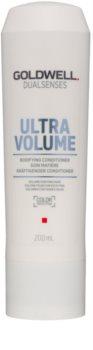 Goldwell Dualsenses Ultra Volume kondicionér pro objem jemných vlasů