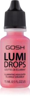 Gosh Lumi Drops fard de obraz lichid