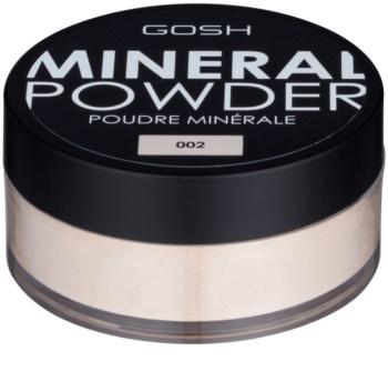 Gosh Mineral Powder mineralni puder