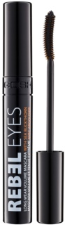 Gosh Rebel Eyes Mascara pentru volum si separare