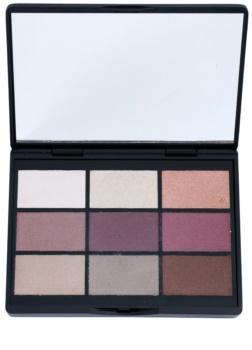 Gosh Shadow Collection paletka očných tieňov so zrkadielkom