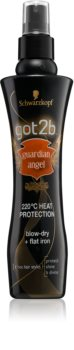 got2b Guardian Angel Styling Spray For Hair Stressed By Heat