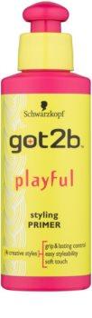 got2b Playful Emulsion für kräftiges und widerspenstiges Haar