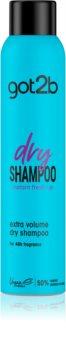 got2b Fresh it Up shampoo secco volumizzante