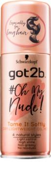 got2b Oh My Nude meglica za obliko