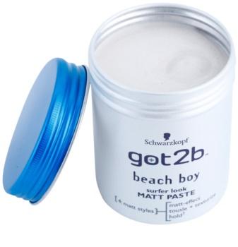 got2b Beach Boy pasta matificante  para definir e formar