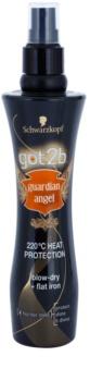 got2b Guardian Angel styling sprej meleg által károsult haj