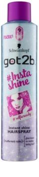 got2b Insta-Shine laca de cabelo para dar brilho