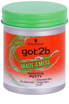 got2b Made 4 Mess tvarující tmel na vlasy