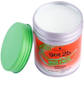 got2b Made 4 Mess моделююча мастика для волосся