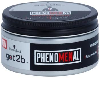 got2b Phenomenal pasta modelującapasta modelująca do włosów