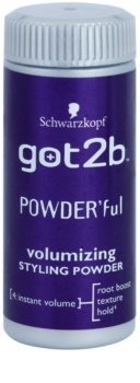 got2b PowderFul stylingový púder pre dokonalý objem