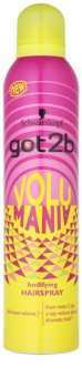 got2b Volumania laca de cabelo para dar volume