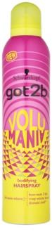 got2b Volumania лак для волосся для обьему