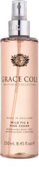 Grace Cole Boutique Wild Fig & Pink Cedar erfrischendes Bodyspray