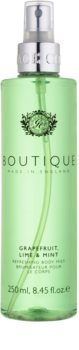 Grace Cole Boutique Grapefruit Lime & Mint spray corporal refrescante